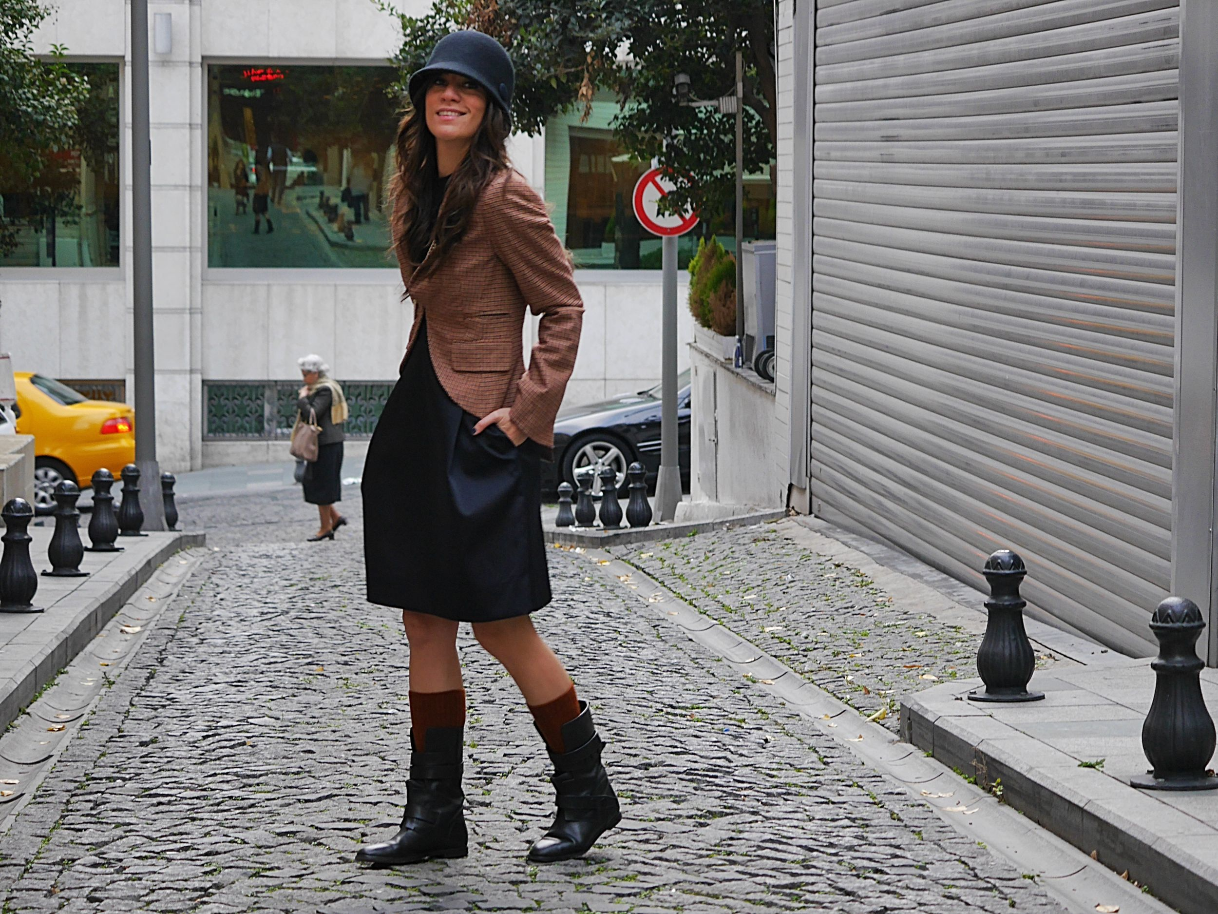 cos, uterque, alexander wang, mademoiselle tara, h&m, wear layers, l.a.m.b., street style, trench, off ne giysem