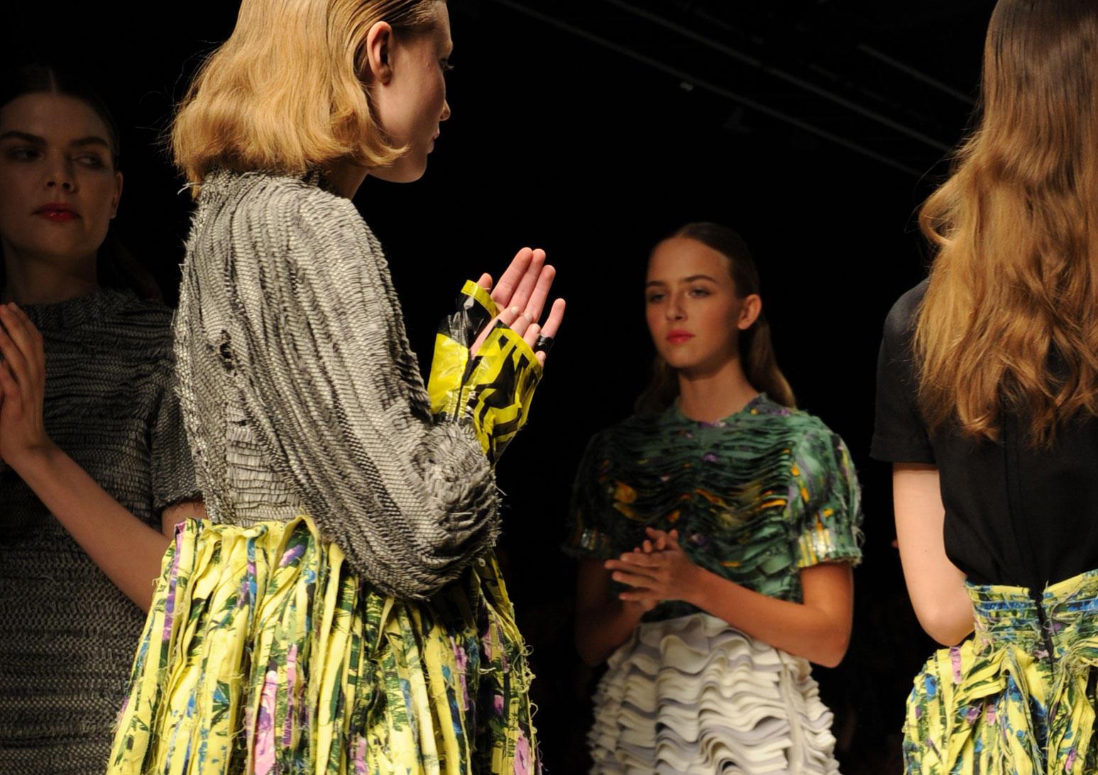 eddy anemian, stockholm fashion week, stockholm, billur saatci, off ne giysem, playlist, deezer, h&m design award