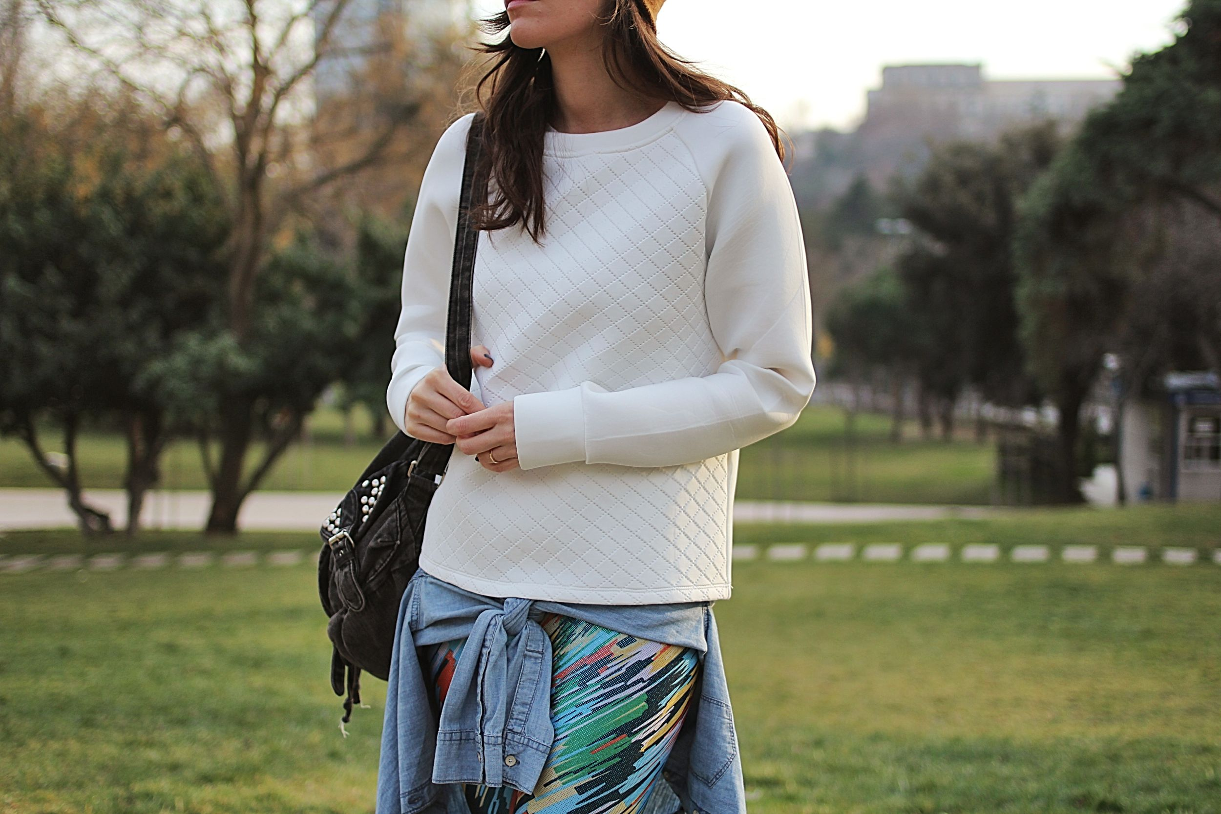 off ne giysem, billur saatci, blogger, turkish blogger, street style, gap, american apparel, enmoda, nike, airforce, super
