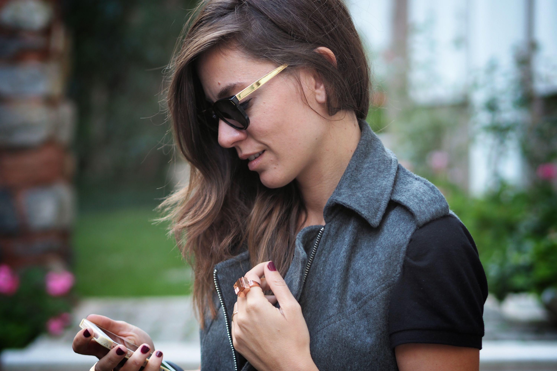 nike, off ne giysem, street style, billur saatci, mija, mymija, super sunglasses,