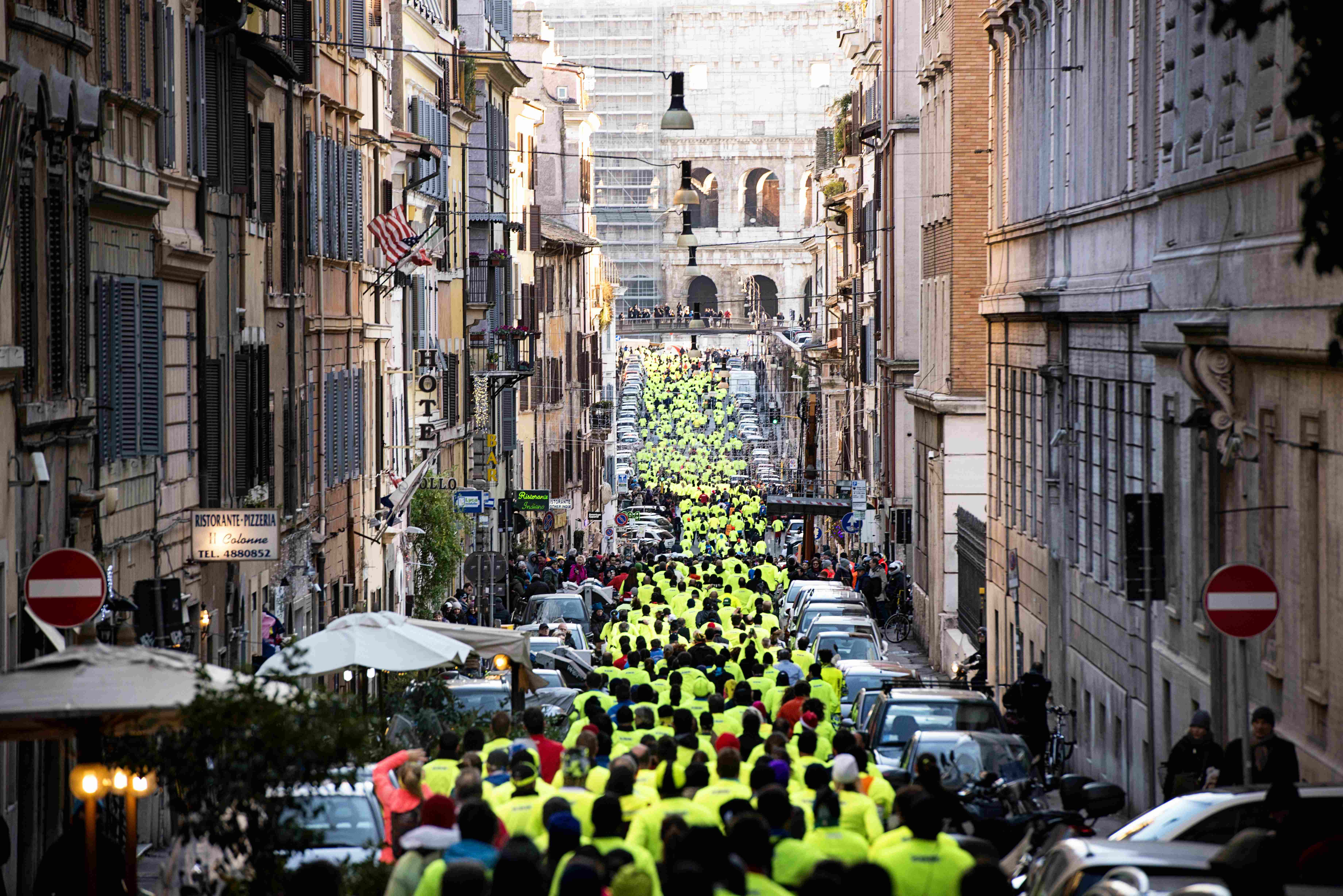 billur saatci, nike, ntc, nike running, we run rome, rome, roma