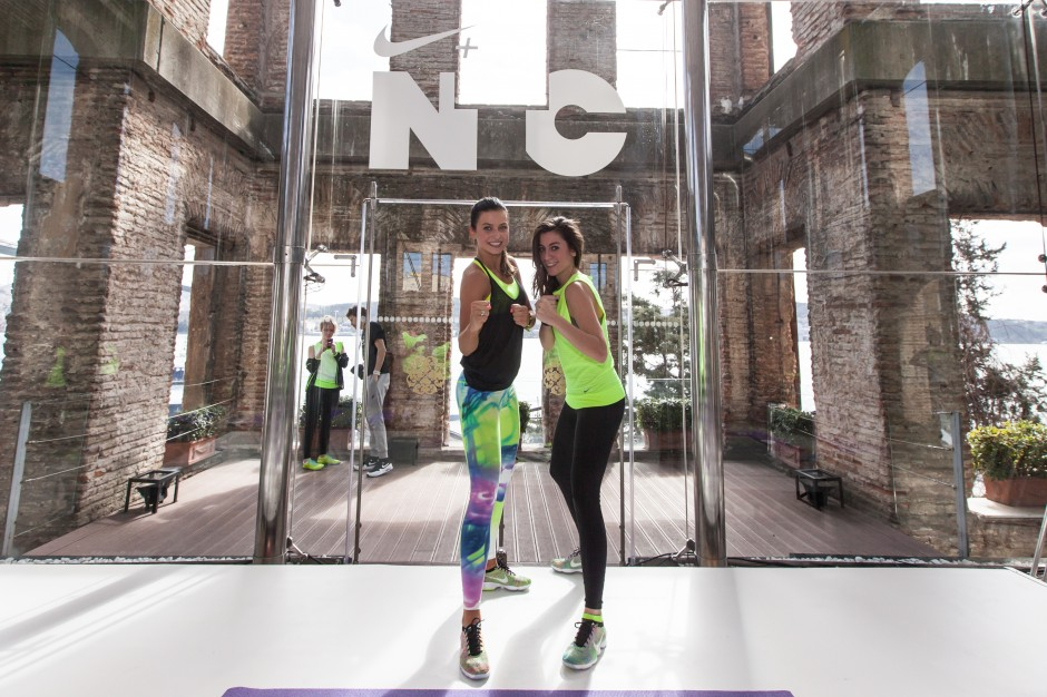 ntc, nike training club, nike women, nike, billur saatci, off ne giysem, turkish style blogger, nike global summit