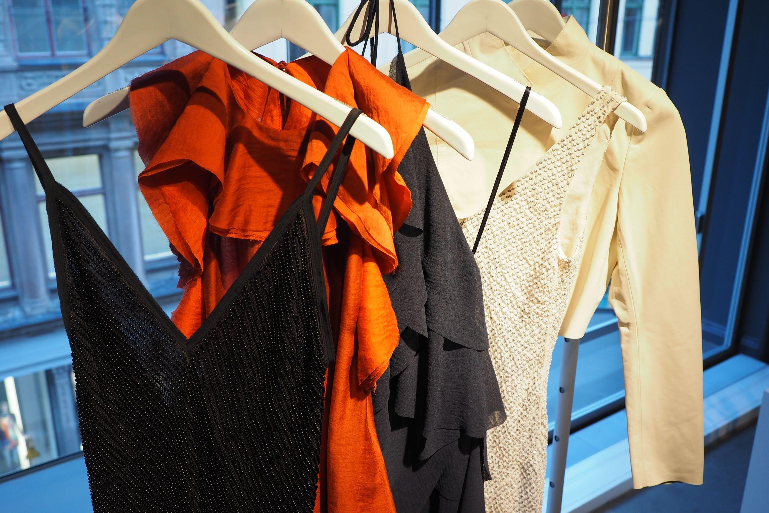 h&m, h&m conscious exclusive, stockholm h&m showroom, billur saatci, off ne giysem, street style