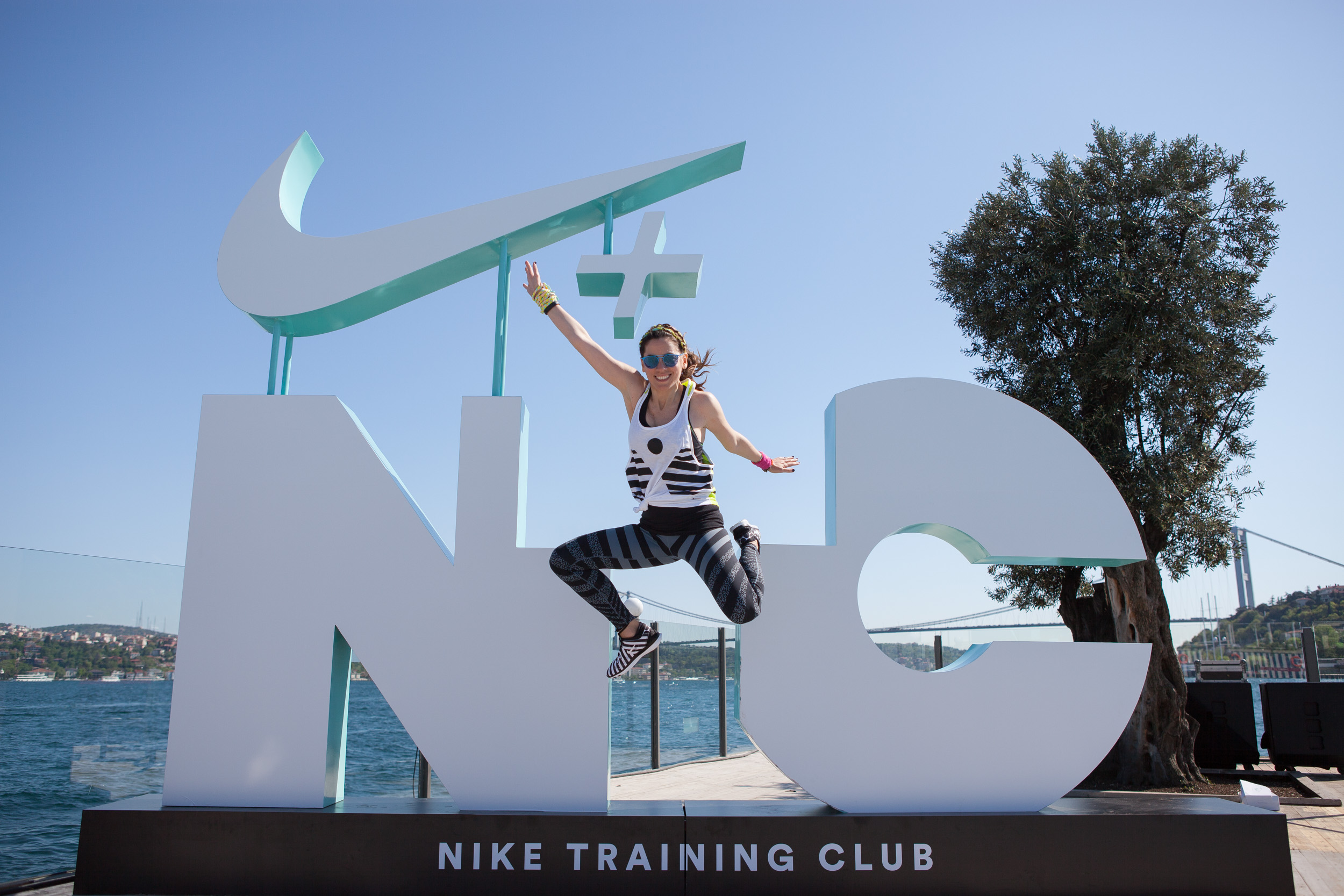 ntc, ntctouristanbul, geçtimkendimi, betterforit, nike women,  nike training club, suada, billursaatci, off ne giysem, blogger, turkish style blogger, healthy life,  training, workout