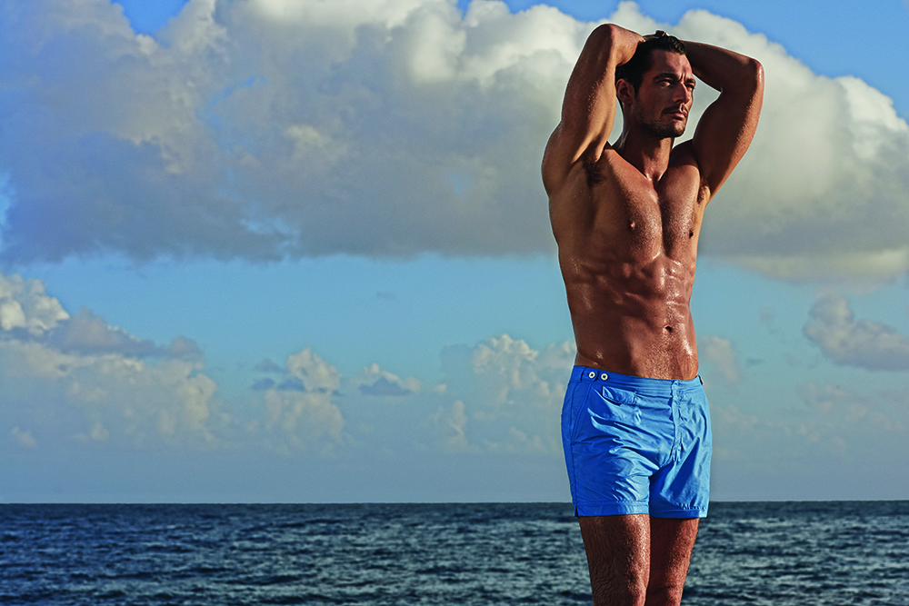 DAVID GANDY FOR AUTOGRAPH SWIM 3