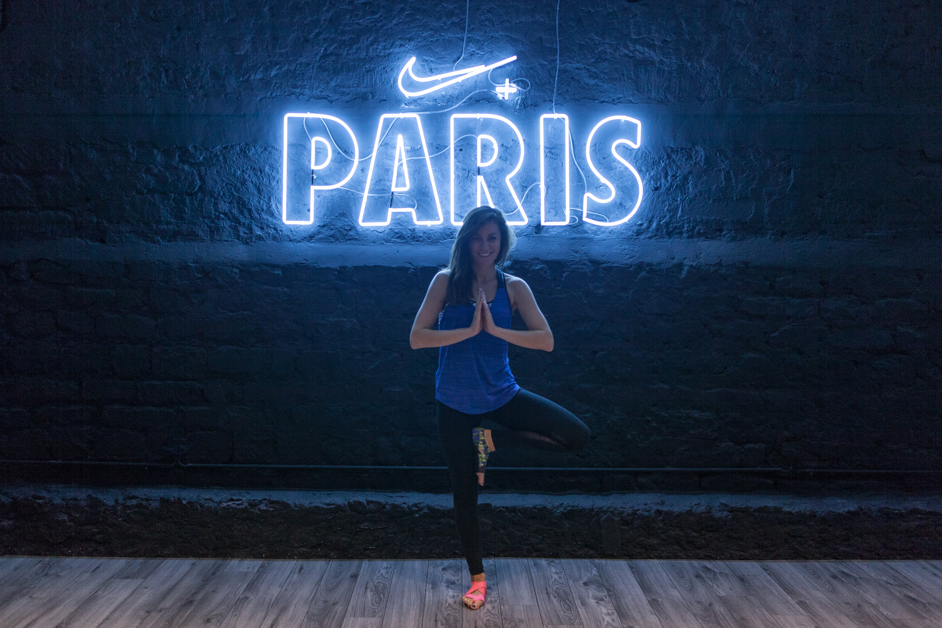 billur saatci, offnegiysem, turkish style blogger, street style, fashion, hopi, video, videopost, nike, nike paris, we run paris, ntc, nike concierge, running, training, yoga, paris, billur paris diary, travel, off nereye gitsem