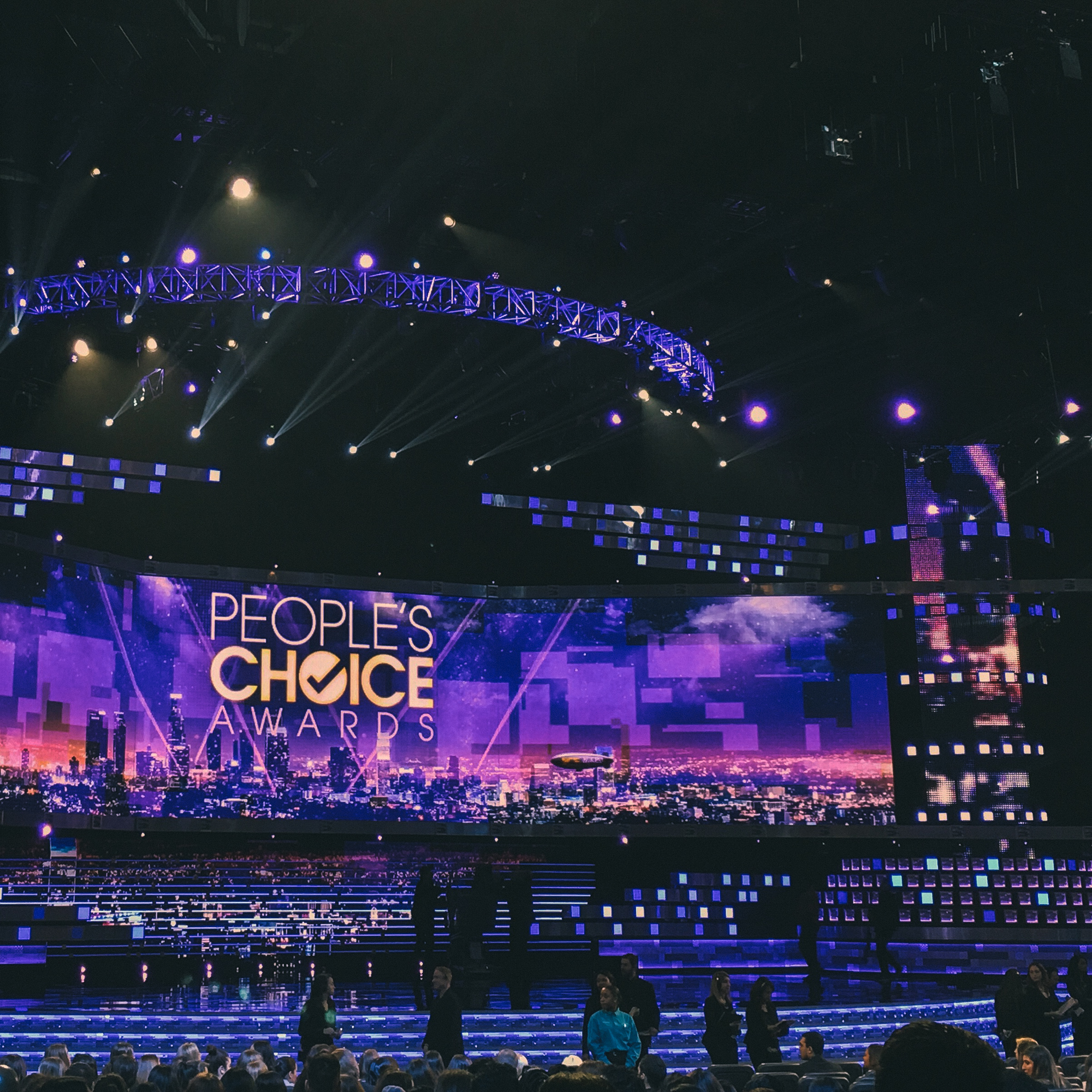 PCAs, people choice awards, hollywood, los angeles, california, billurlosangelesdiary, travel, billur saatci, off ne giysem, offnereyegitsem, lifestyle blogger, turkish style blogger,