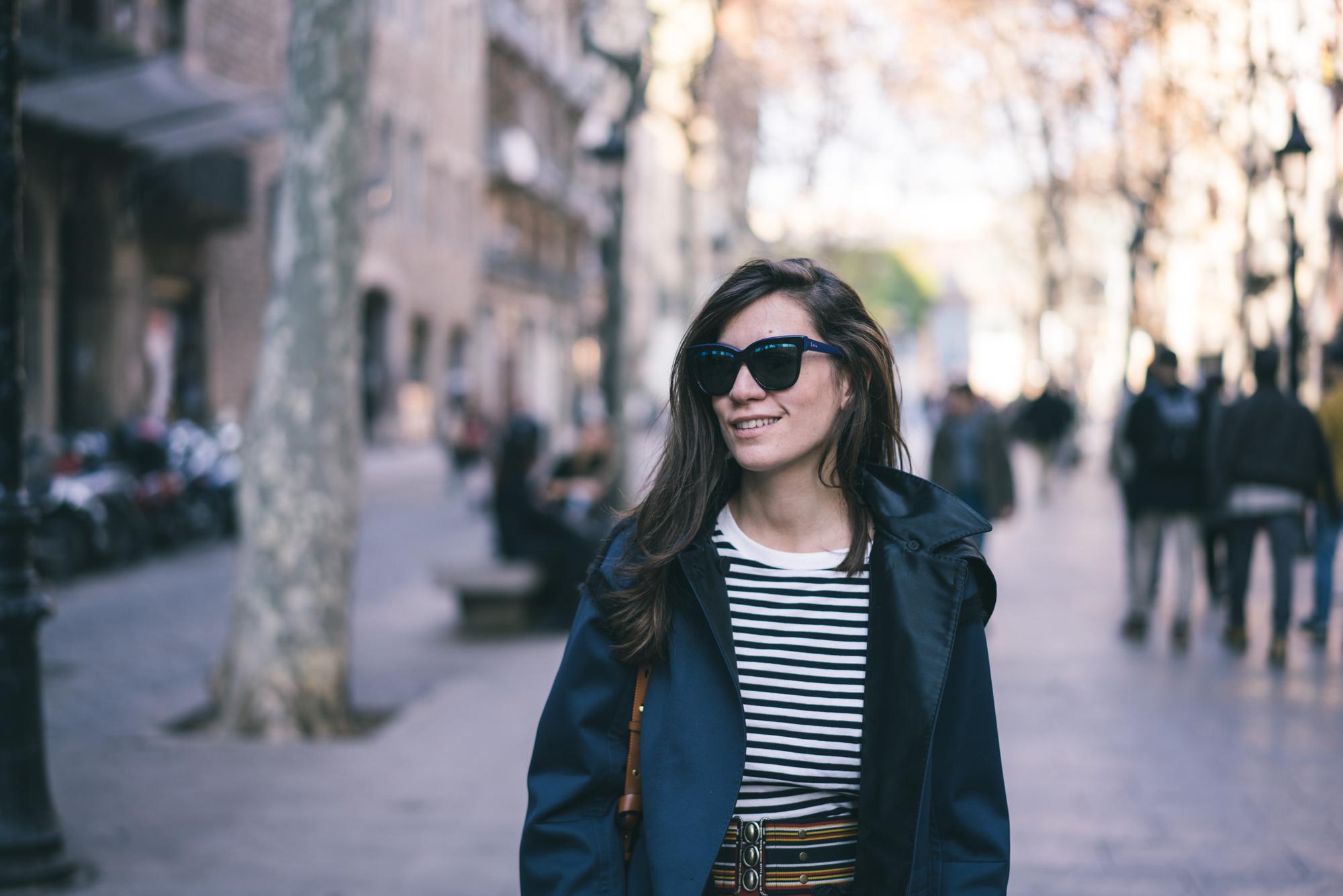 billurbarcelonadiary, travel, billur saatci, off ne giysem, offnereyegitsem, lifestyle blogger, turkish style blogger, barcelona, barceloneta, lug von siga, le swing vintage&blow, lug von siga, anna sui, cos, moorer