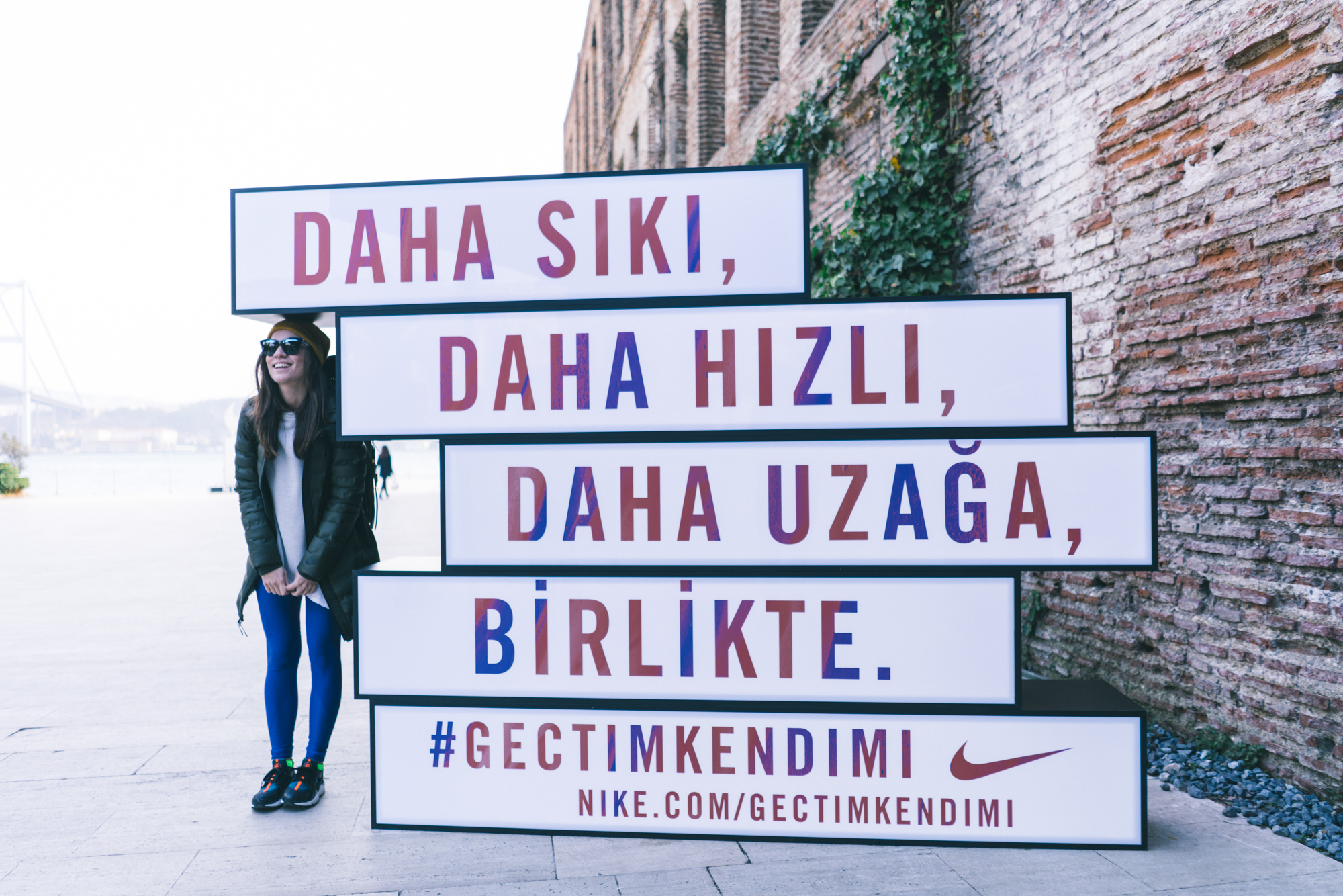 billur saatci, blogger, turkish style blogger, ntc, nike women week, geçtimkendimi, nike women week istanbul, betterforit, emma sultan, nike