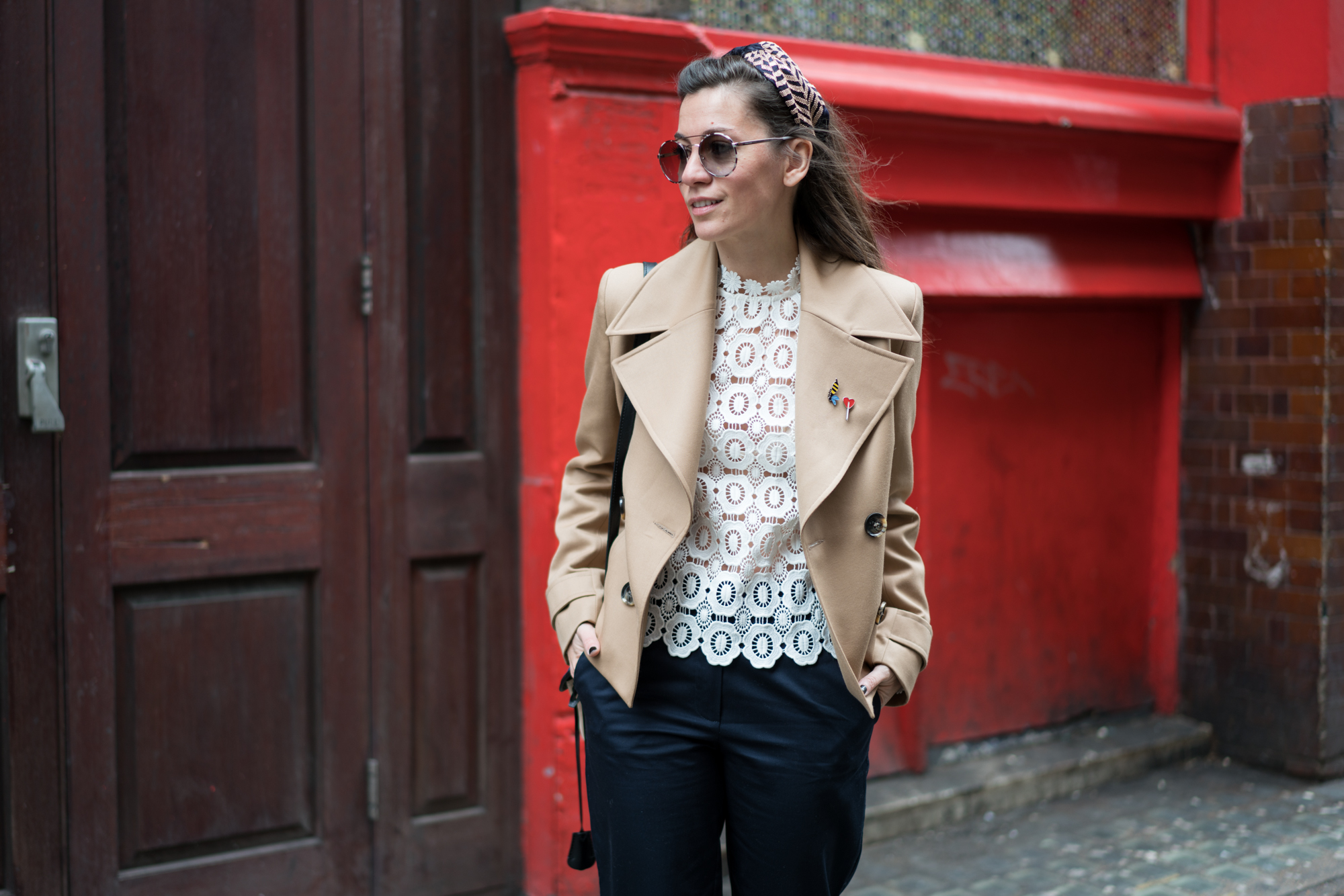 lfw, street style, london fashion week, sunglass hut, style, fashion, turkish style blogger, billur saatci, off ne giysem, academia, fendi, mybestfriends, aslı filinta, opening ceremony, self-portrait,