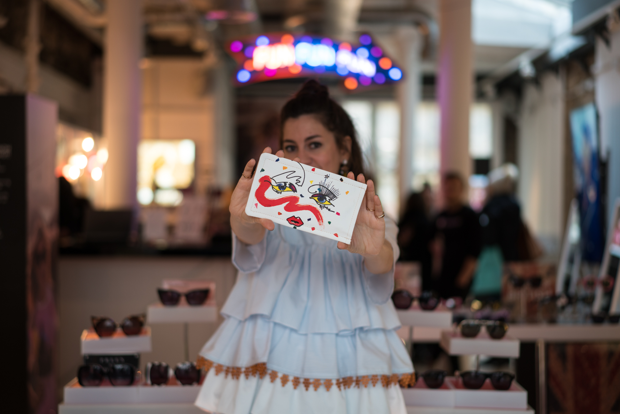 lfw, street style, london fashion week, sunglass hut, style, fashion, turkish style blogger, billur saatci, off ne giysem, mehtap elaidi, lug von siga, dolce gabbana, loeffler randall, dannijo,