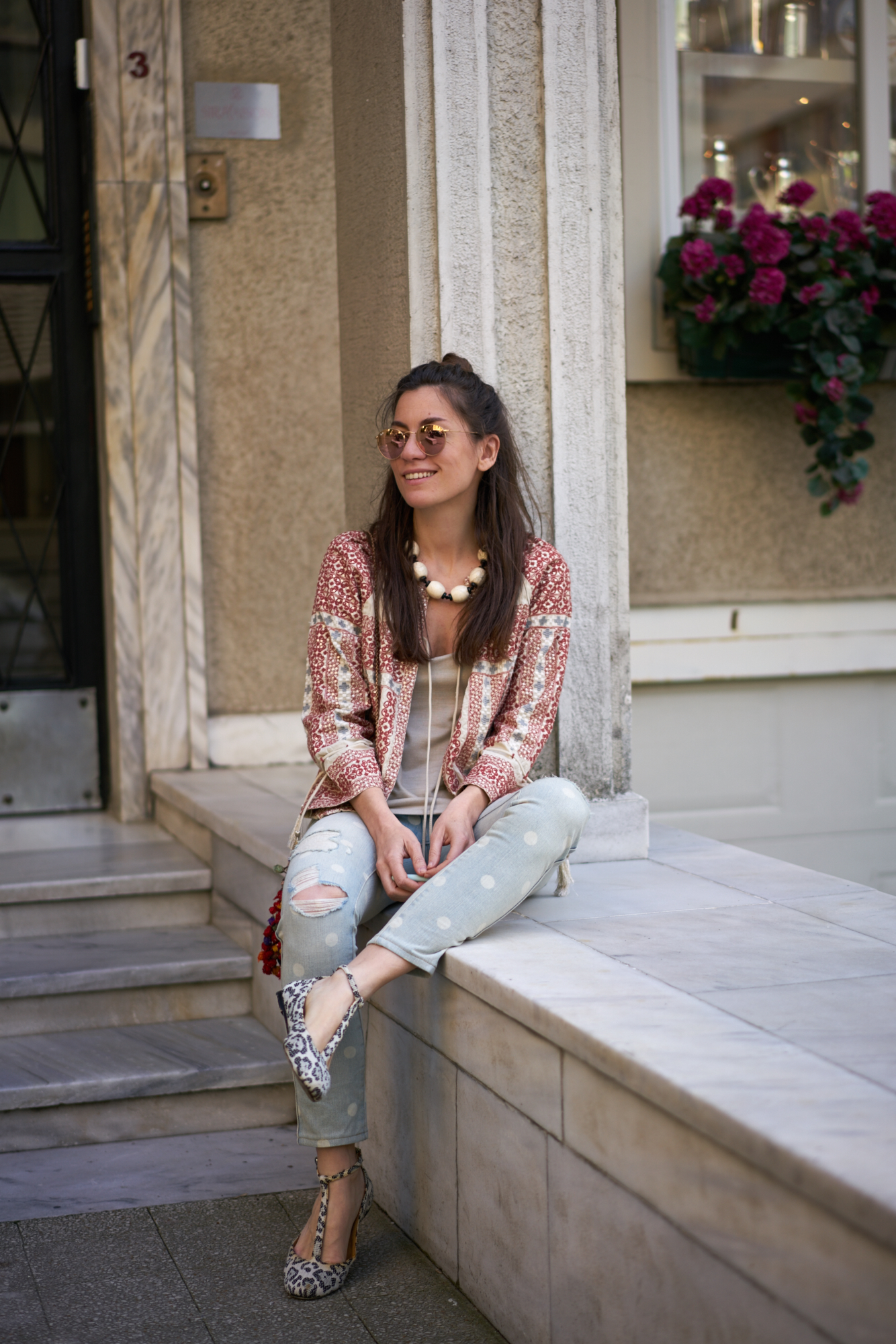billur saatci, street style, turkish style blogger, marc by marc jacobs, see by chloe, lisa corti, zara, hoss intropia, rayban, style, moda, fashion
