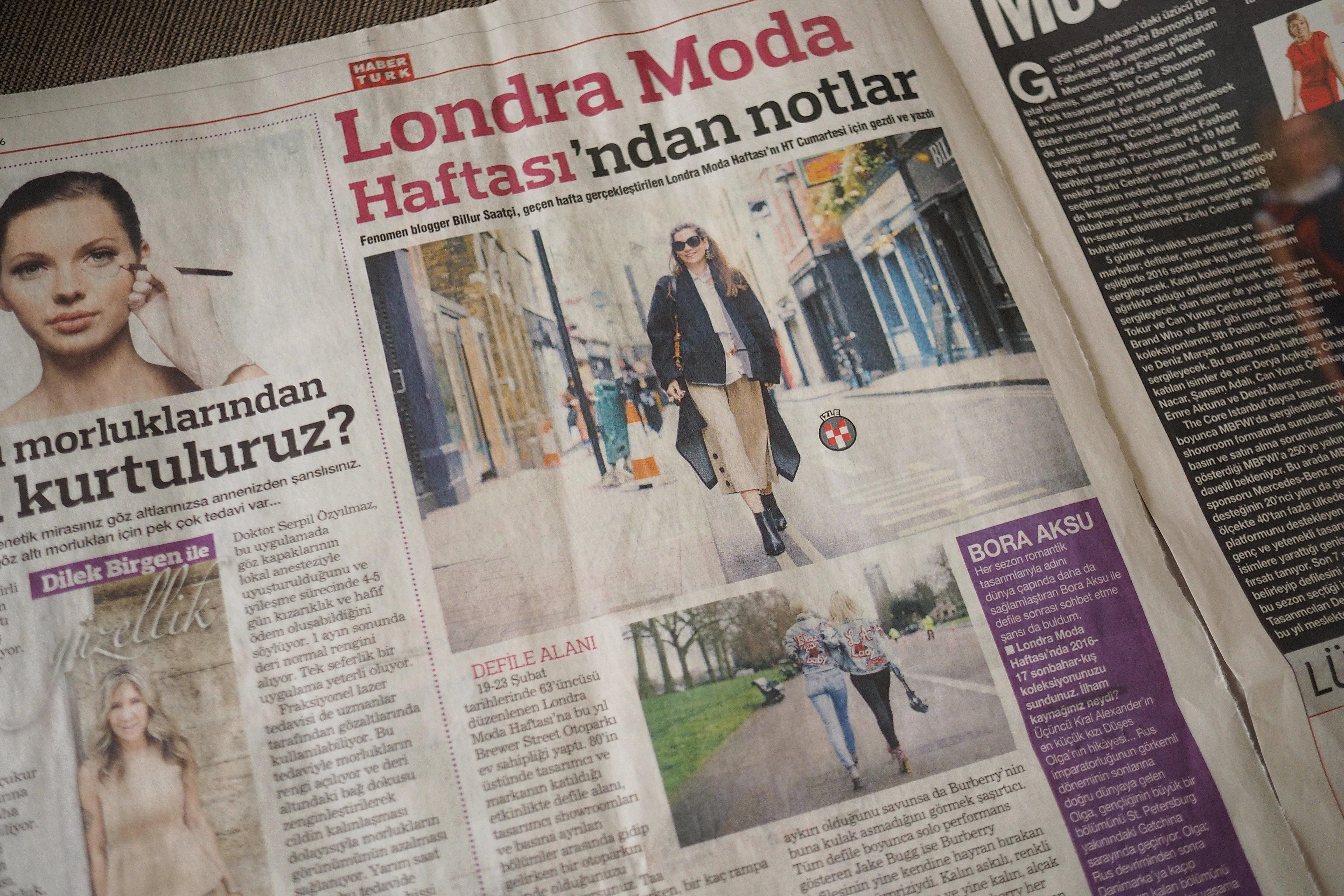 billur saatci, street style, mbfwi, off ne giysem, turkish style blogger, mercedes benz fashion week istanbul, mbfwi, habertürk, bora aksu röportaj