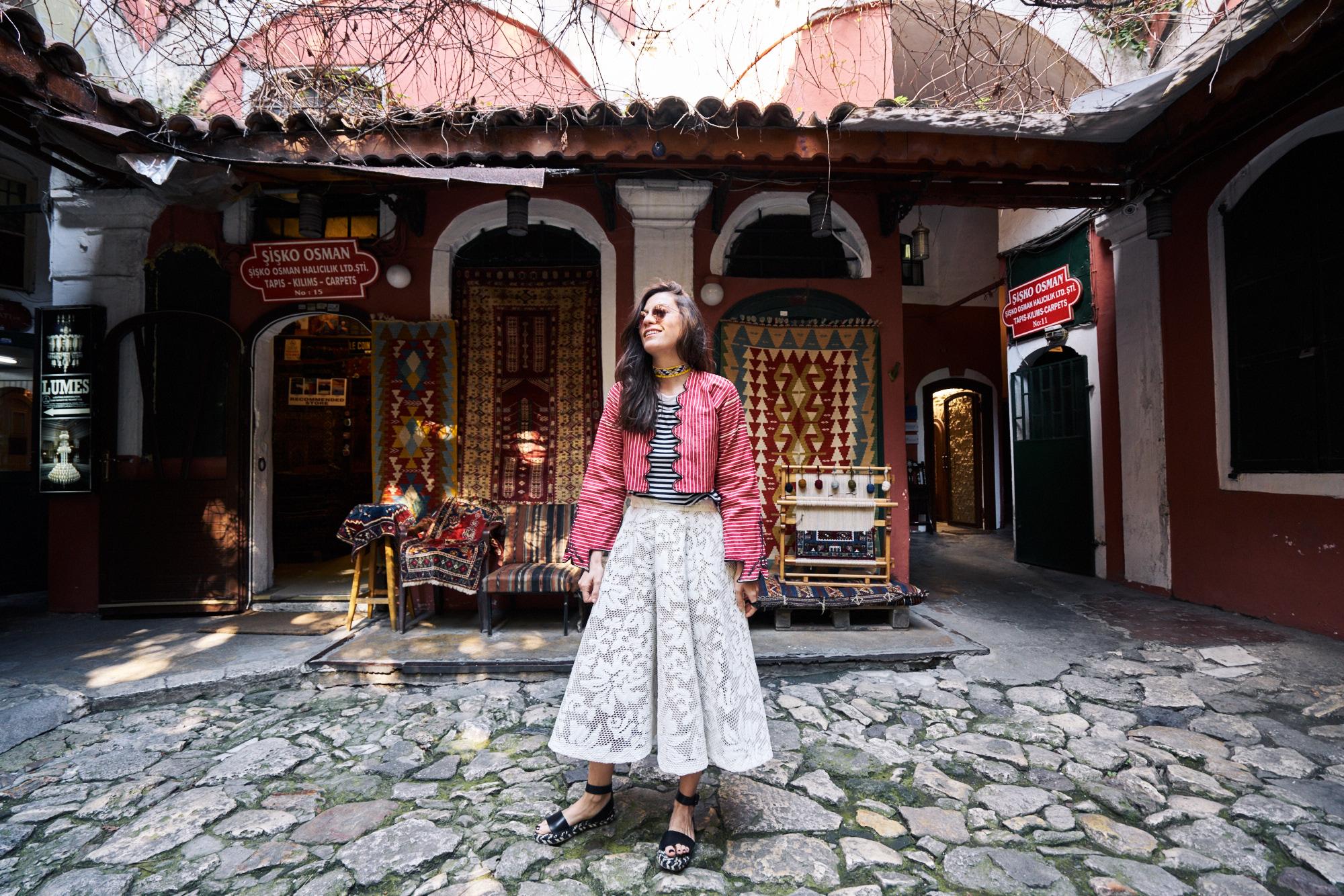 billur saatci, offnegiysem, street style, turkish style blogger, kapalıçarşı, grand bazaar, opening ceremony, rayban, mavi, Proenza Schouler