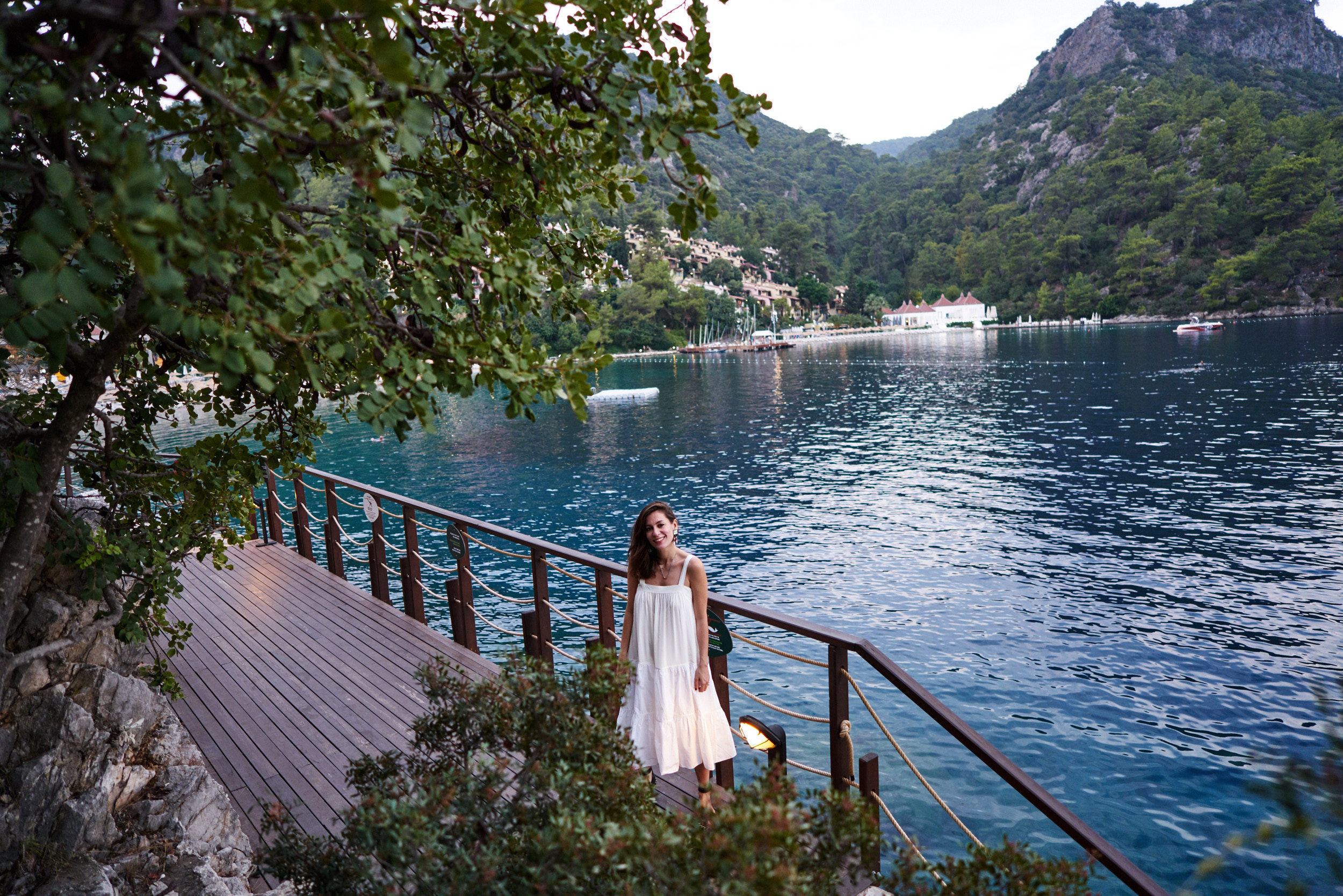 billur saatci, offnegiysem, street style, turkish style blogger, hillside beach club, sunset, heaven on earth,