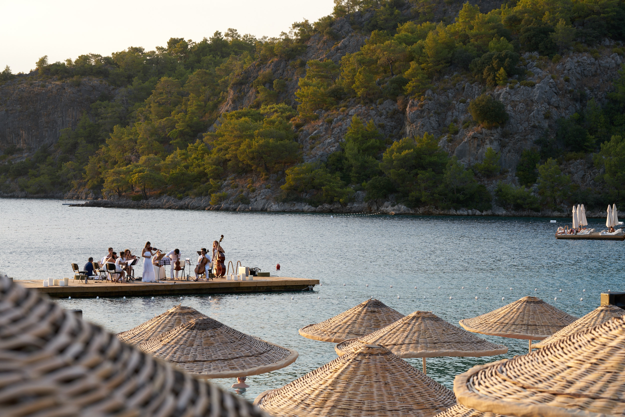 billur saatci, offnegiysem, street style, turkish style blogger, hillside beach club, sunset, ankara oda orkestrası,