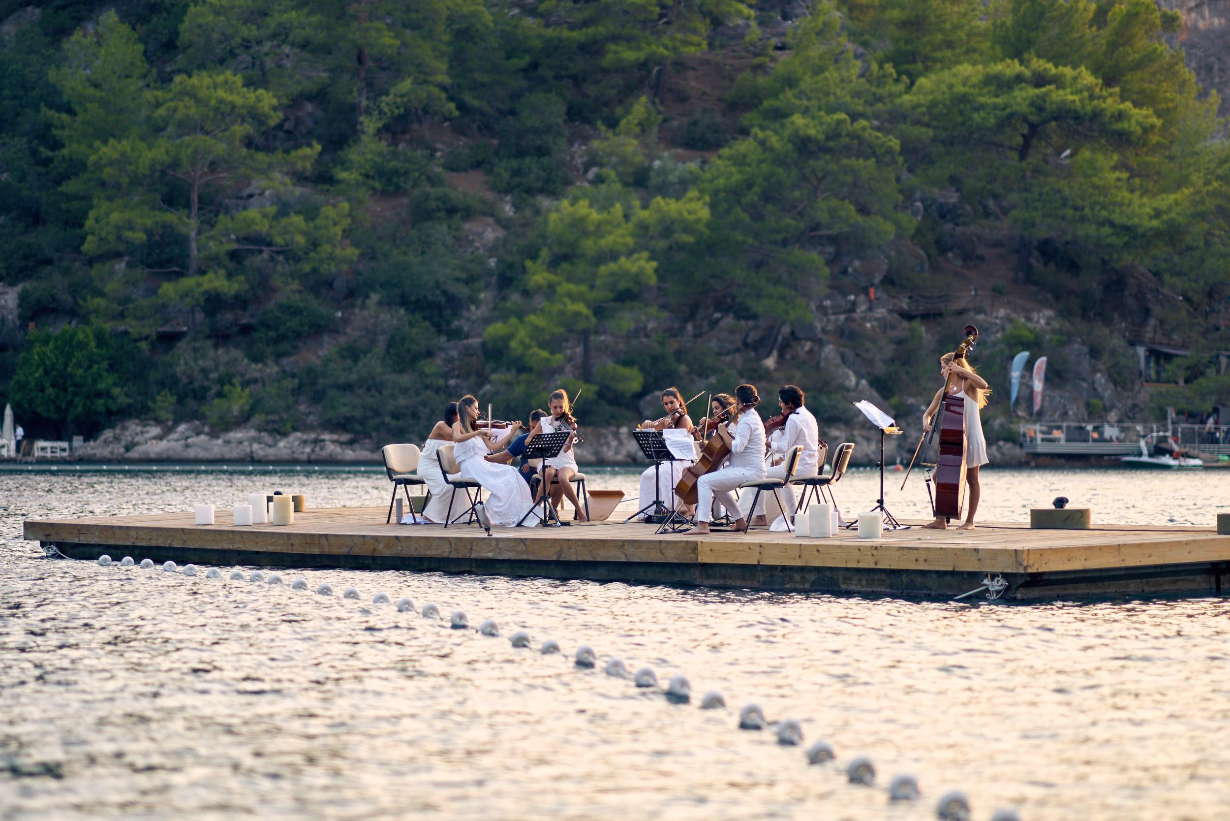 billur saatci, offnegiysem, street style, turkish style blogger, hillside beach club, sunset, ankara oda orkestrası,