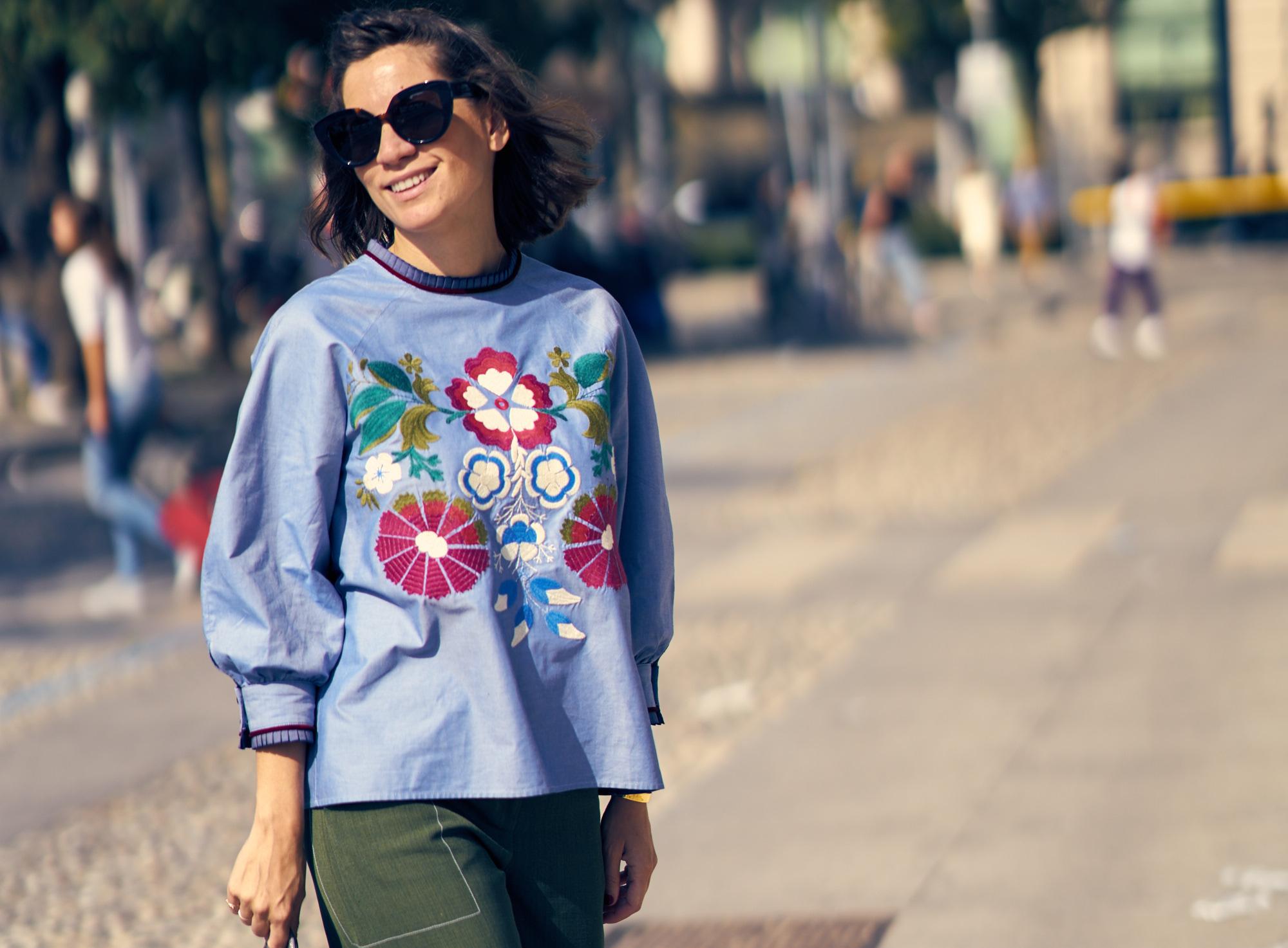 billur saatci, offnegiysem, street style, turkish style blogger, lug von siga, celine, misela, see by chloe, marine, milano, billurmilandiary, milan street style, milan